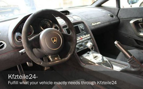 Fulfill what your vehicle exactly needs through Kfzteile24